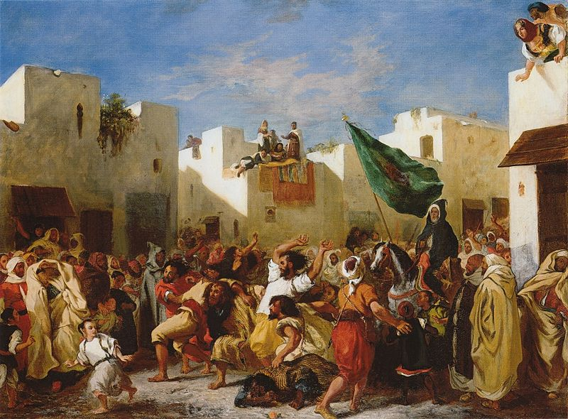 Delacroix_fanatics_of_tangier_1838_950px