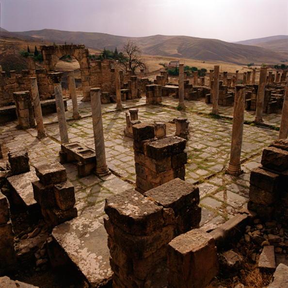 Djémila © UNESCO
