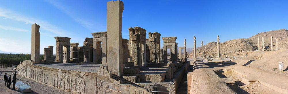 Persepolis | courtesy of WikiCommons