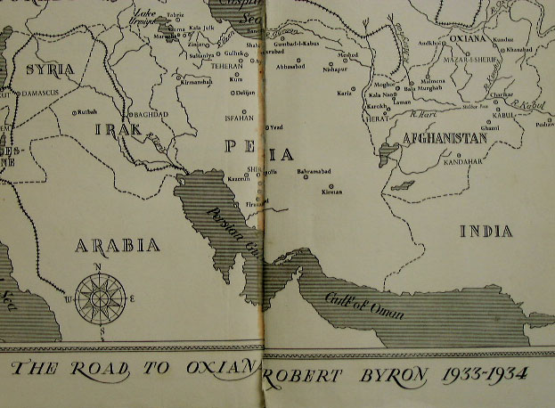 oxiana-map