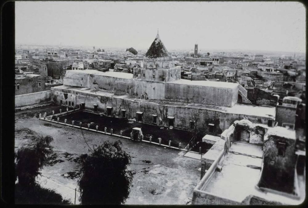 mosque pre 1940